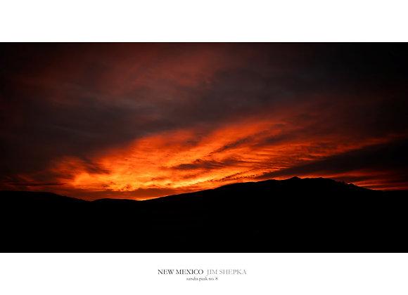New Mexico - Sandia Peak # 8