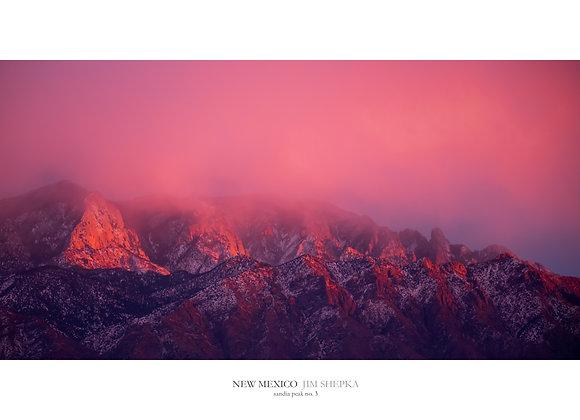 New Mexico - Sandia Peak #3