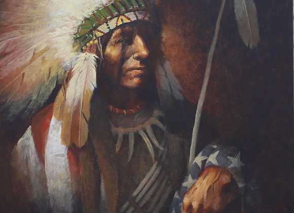 Al Bahe - Remembering Wounded Knee