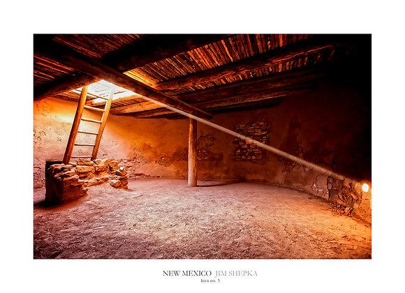 New Mexico - Kiva #3