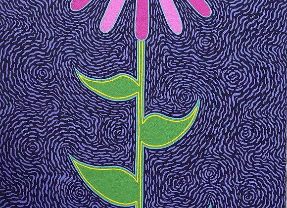 Shane Nichols - Pink Flower