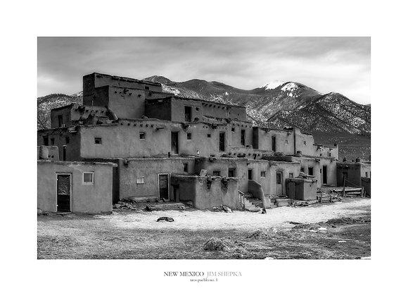 New Mexico - Taos Pueblo #1