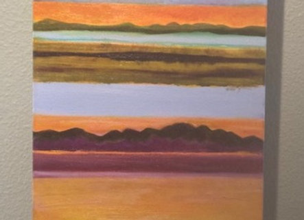 Sharon Lilly Samuels - Sunset Stanzas