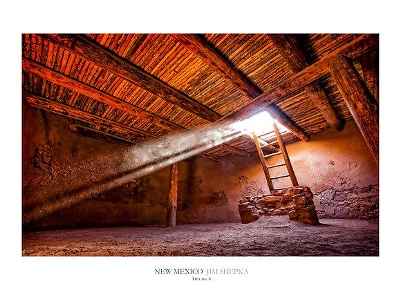 New Mexico - Kiva #6