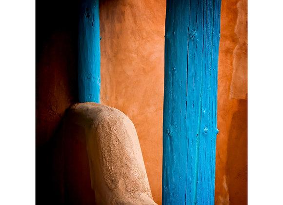 New Mexico - Blue
