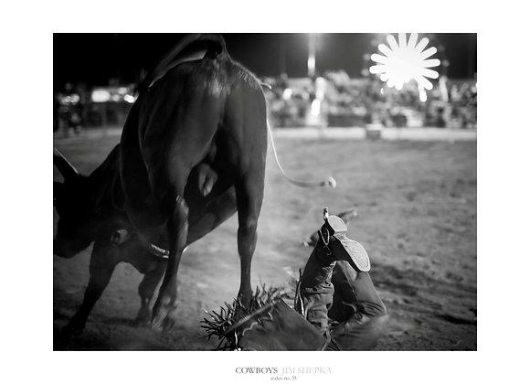 Jim Shepka - Cowboy 33