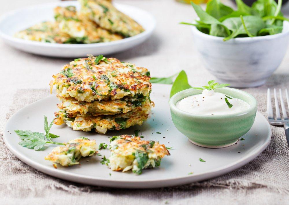 Des repas sains, bio, végétariens