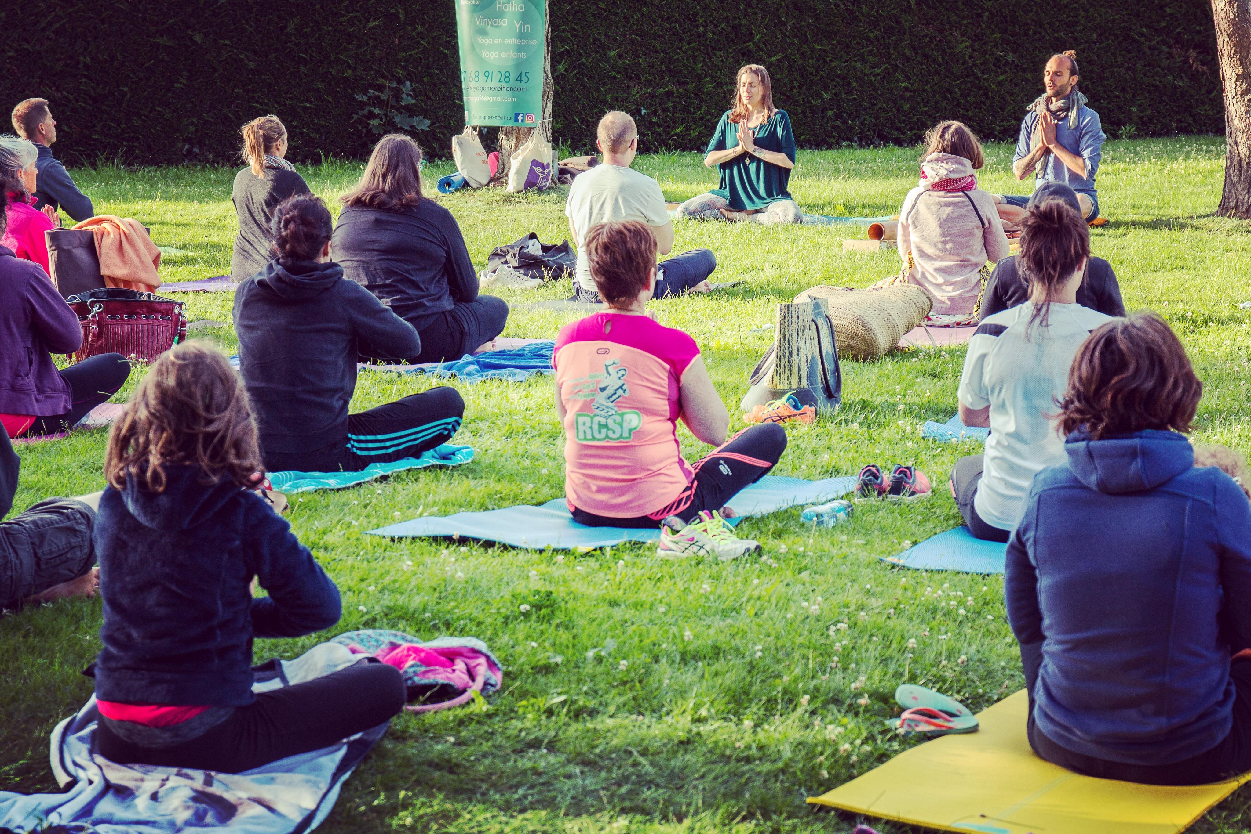 Journée Mondiale du Yoga