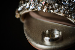 shoe ring wedding badgley mischka linganore winecellars frederick md