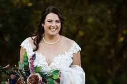 bride backyard wedding frederick md