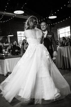 wedding, mcclintock distillery, frederick md