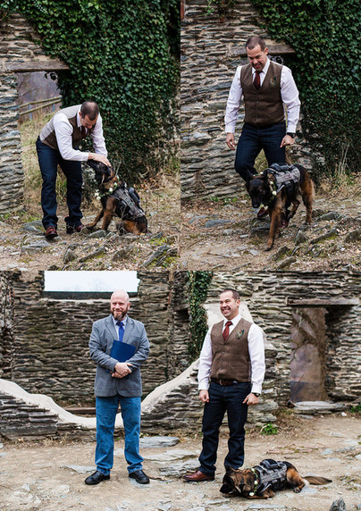 Winter Harpers Ferry Elopement