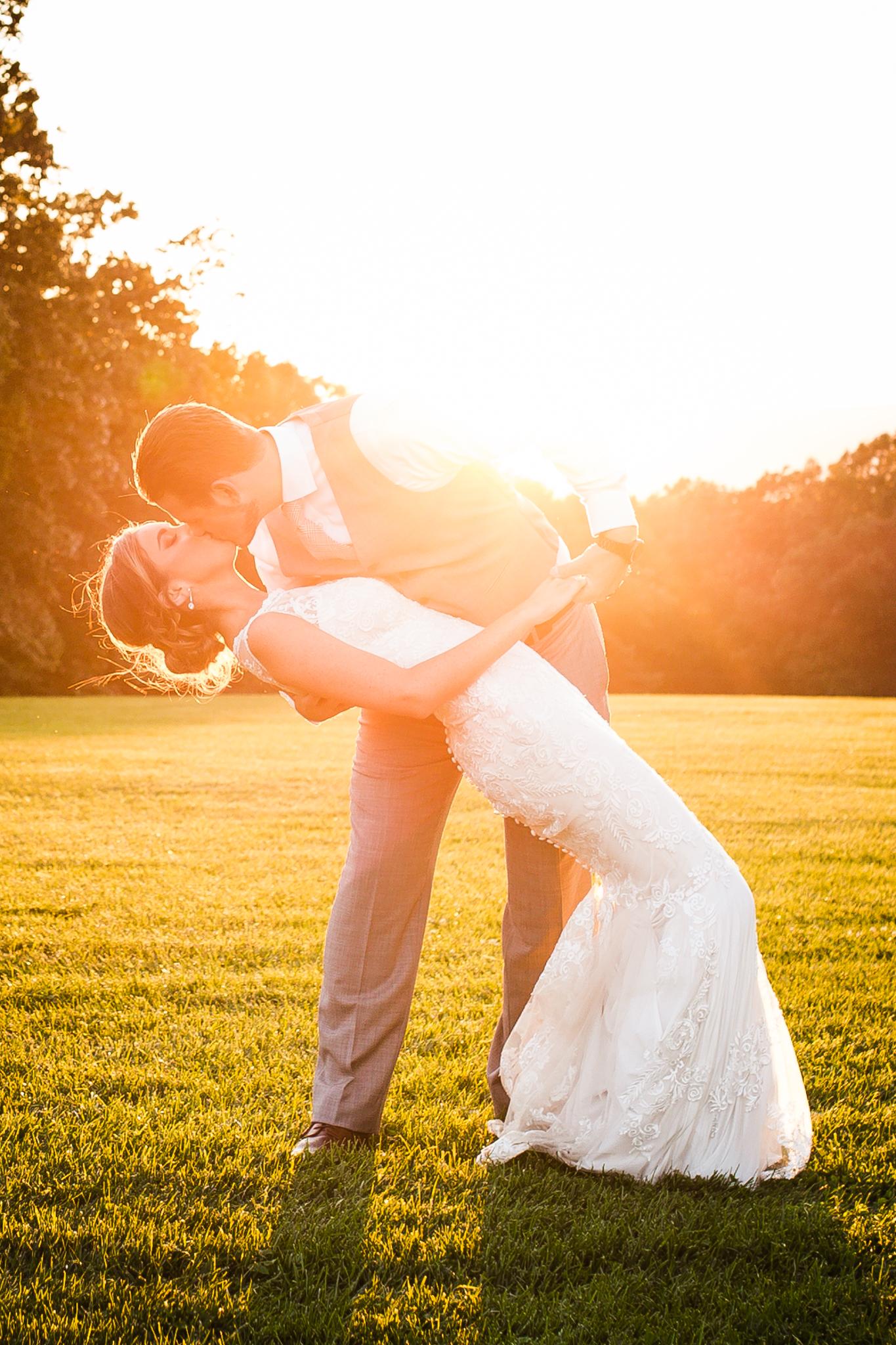 dulany's overlook wedding