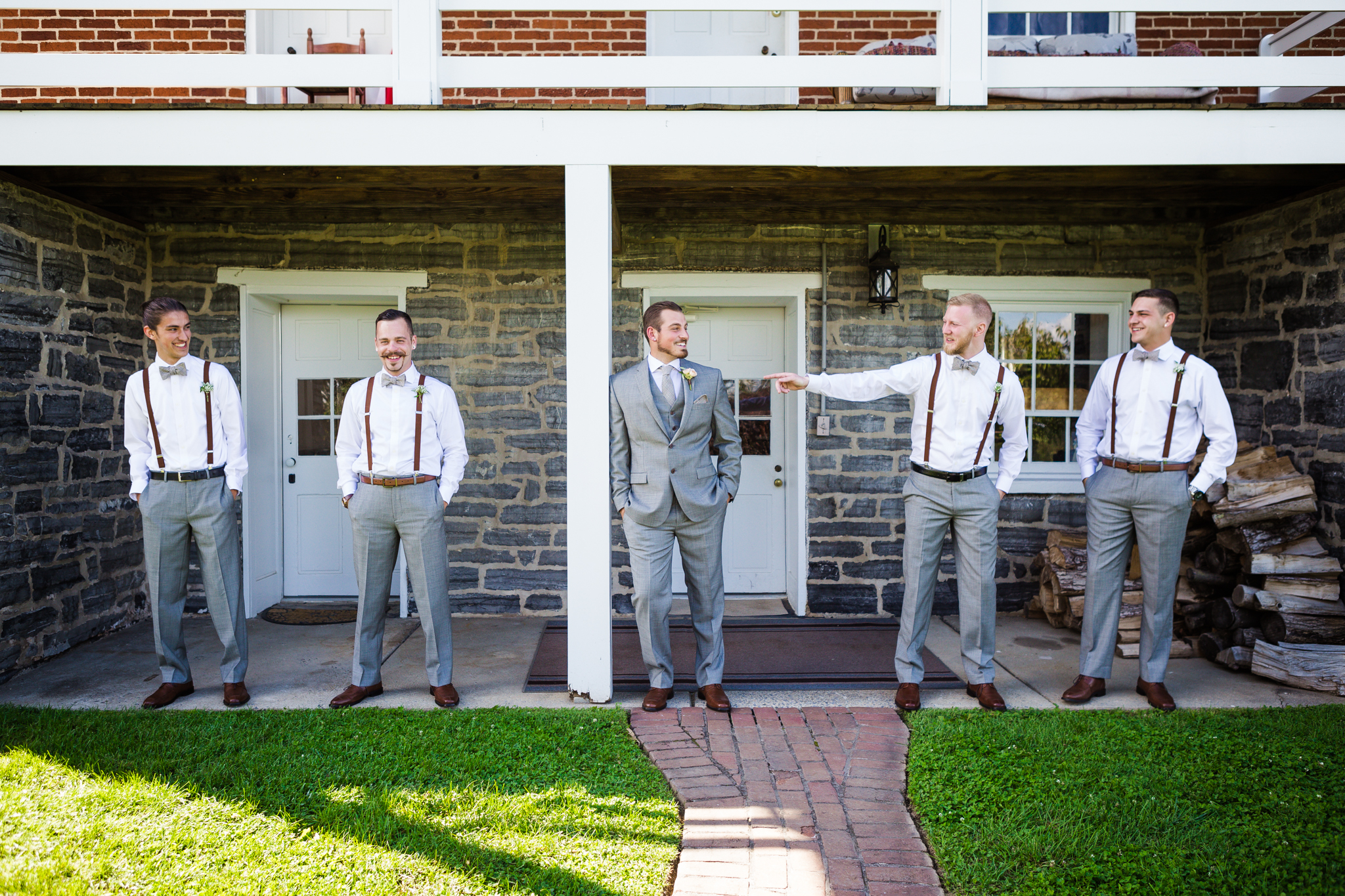 dulany's overlook wedding