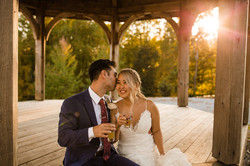 harpers ferry brewing elopement wedding frederick md