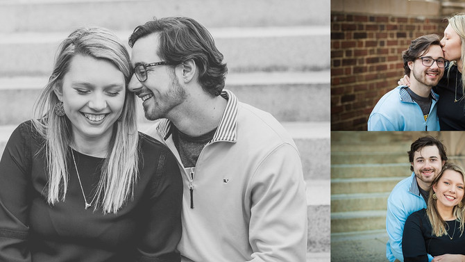 Chris & Taylor | Towson University Seniors