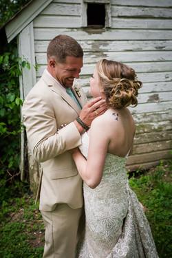 bride groom portraits frederick md