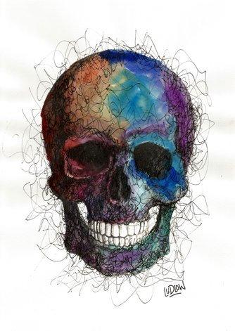 'Skull 2'