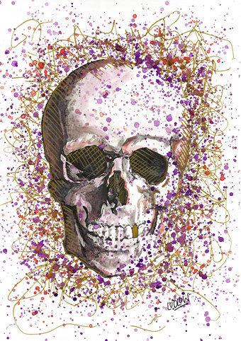 'Skull 1'