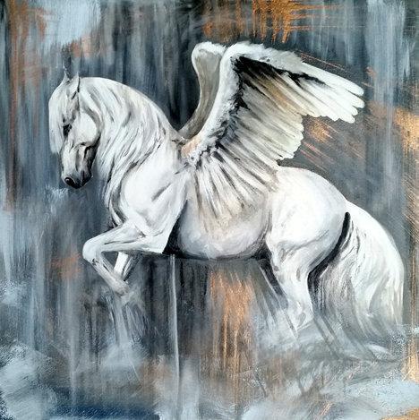 'Pegasus' Original - SOLD