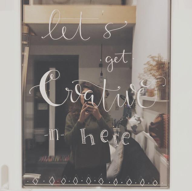 Home · creative