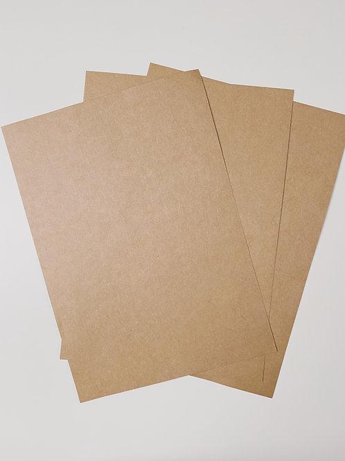 Kraftpapier • A4