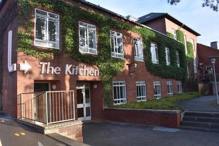 The Kitchen AU