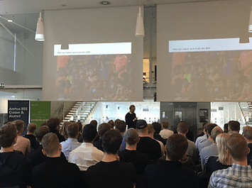 Mads Faurholt-Jørgensen - learn about entrepreneurship
