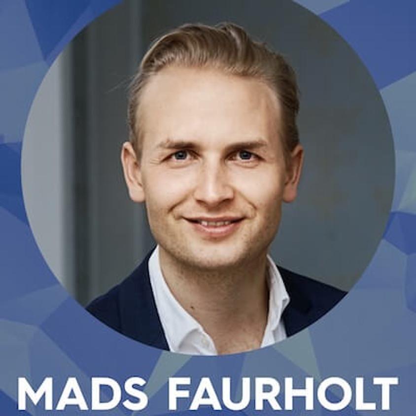 Mads Faurholt Jørgensen: Sådan bygger du fremtidens vindervirksomheder (1)