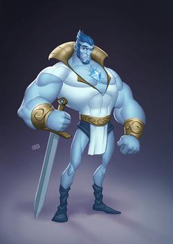 Blue dude_72