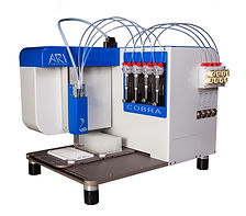 nano dispenser, Art Robbins Instruments, mastermix dispenser