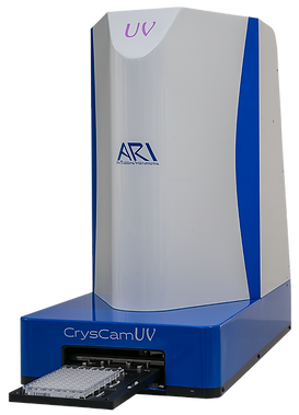 protein crystallization, uv imager, protein imager, CCUV,CrysCam UV