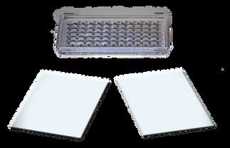 Coverslips for Terasaki Plates