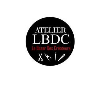 Logo crée par Sandra crea pour les ateliers LBDC
