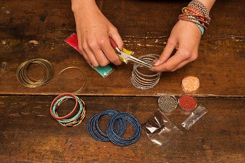 Atelier création bijoux fantaisies