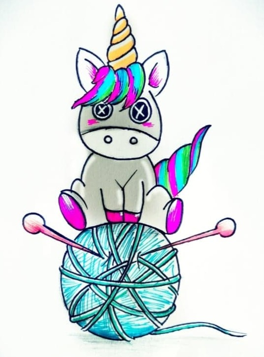 La tricoterie de la licorne