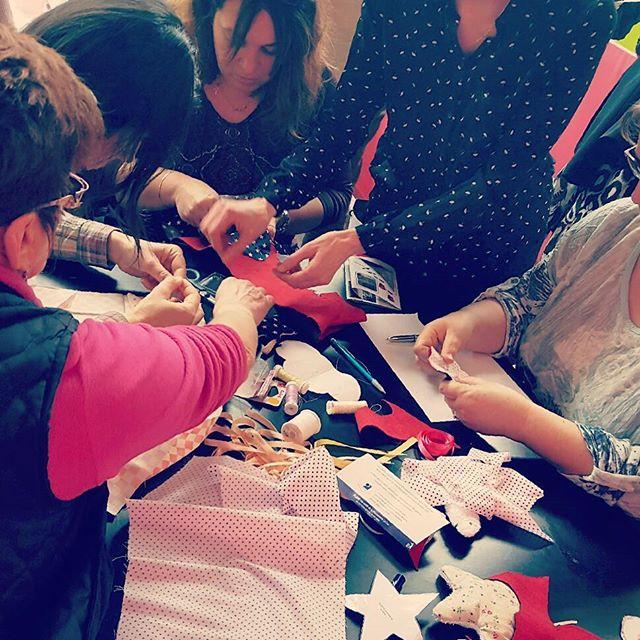 Nos ateliers couture à la main