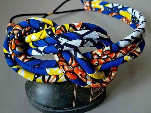 Hair Band Triple nœuds plat Wax