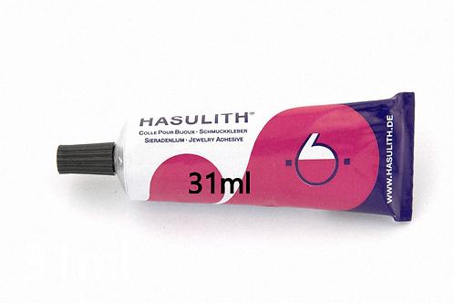 Tube de colle à bijoux HASULITH 31ML