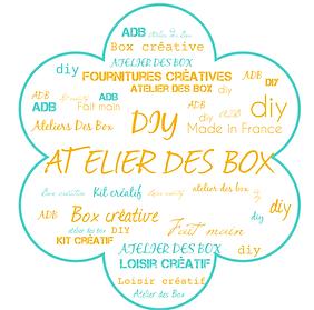 Atelier des box Créateurs de box et kits DIY dans le loisir créatifs