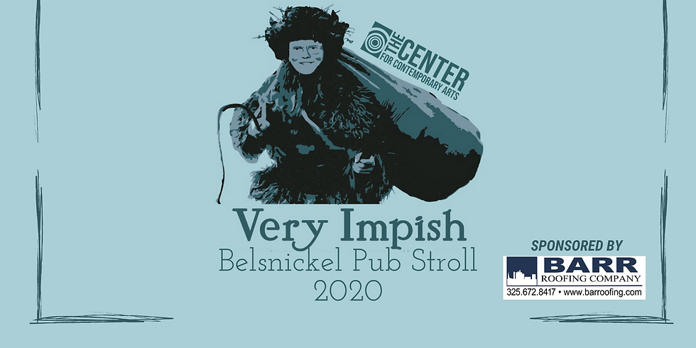 Belsnickel Pub Stroll