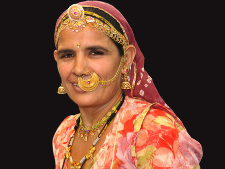 The Face of India Exhibit