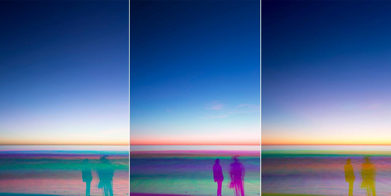 santa_monica_sunset_experiment_tryptich_02