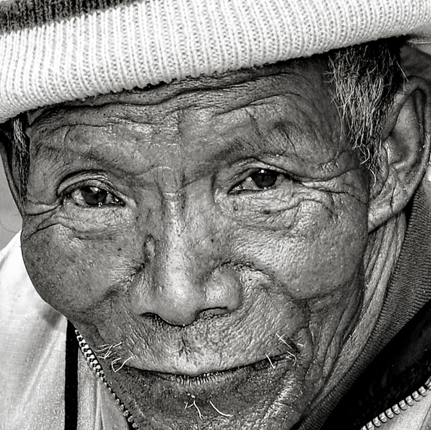 Tibetian Refugee BWa