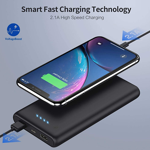 Portable Charger High Capacity Exter