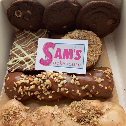 Build Your Own Treat Box - Collection From Makers Markets