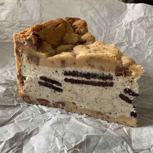 Full Cookies & Cream Cookie Pie - Collection From Makers Markets