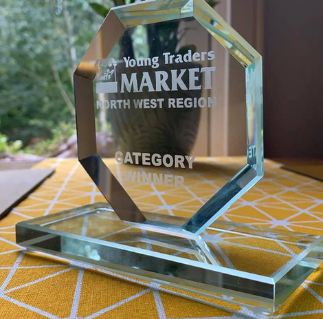 Young Market Trader, Category Winner 2020