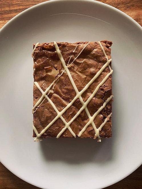 Gluten-Free Triple Chocolate Brownies