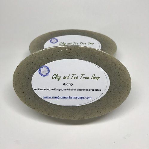 Clay and Tea Tree for Oily Skin